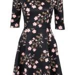 17 Großartig Kleid Schwarz Mit Blumen Design13 Genial Kleid Schwarz Mit Blumen Boutique