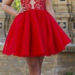 Schön Rotes Kleid Festlich StylishDesigner Einzigartig Rotes Kleid Festlich Bester Preis
