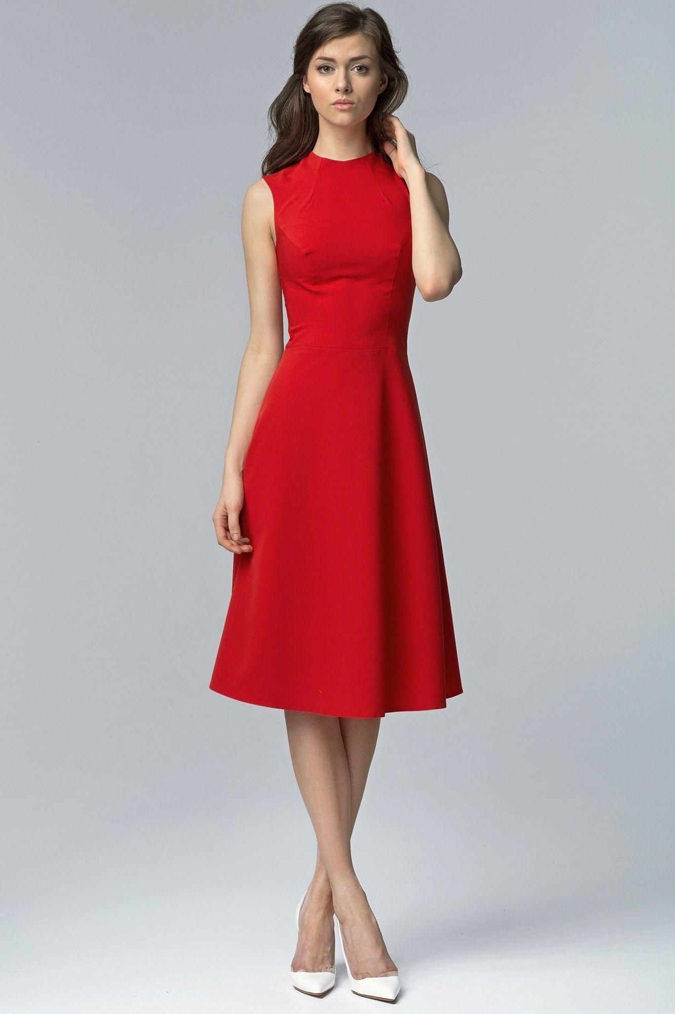 Rotes kleid fur hochzeit