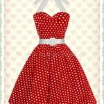 13 Schön Rot Weißes Kleid Stylish13 Cool Rot Weißes Kleid Stylish