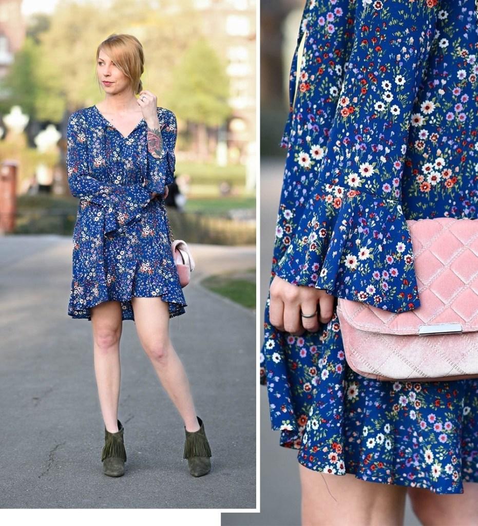 15 Schön Blaues Kleid Mit Blumen Stylish   17 Großartig Blaues Kleid Mit  Blumen Stylish 85b2fe67a4