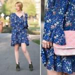 17 Ausgezeichnet Blaues Kleid Mit Blumen Stylish17 Luxurius Blaues Kleid Mit Blumen Stylish