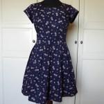 Einzigartig Blaues Kleid Mit Blumen Stylish17 Luxus Blaues Kleid Mit Blumen Stylish