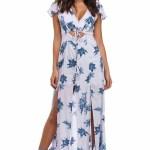 10 Genial Kleid Lang Blumen Ärmel17 Schön Kleid Lang Blumen Spezialgebiet