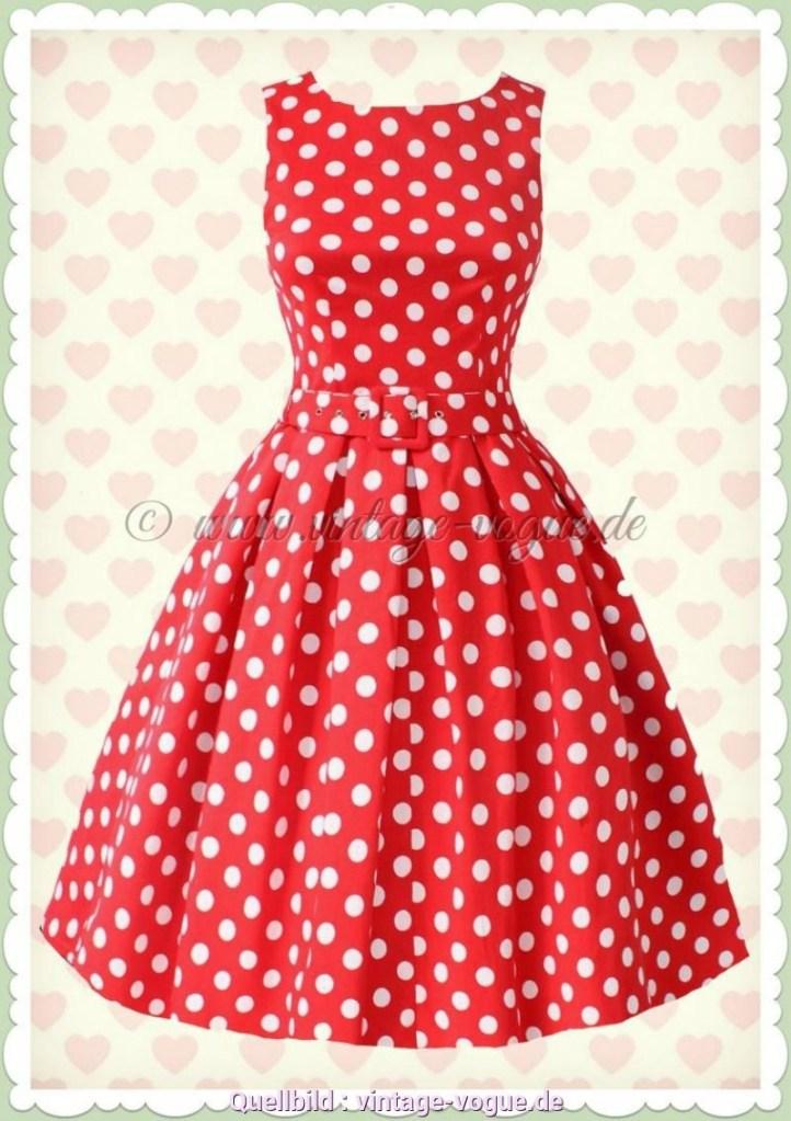 detailed look 8be36 6140d Einzigartig Rot Weißes Kleid für 2019 - Abendkleid