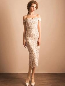 13 Ausgezeichnet Abendkleid Wadenlang ÄrmelFormal Elegant Abendkleid Wadenlang Boutique