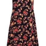 Abend Erstaunlich Kleid Schwarz Blumen BoutiqueDesigner Elegant Kleid Schwarz Blumen Stylish