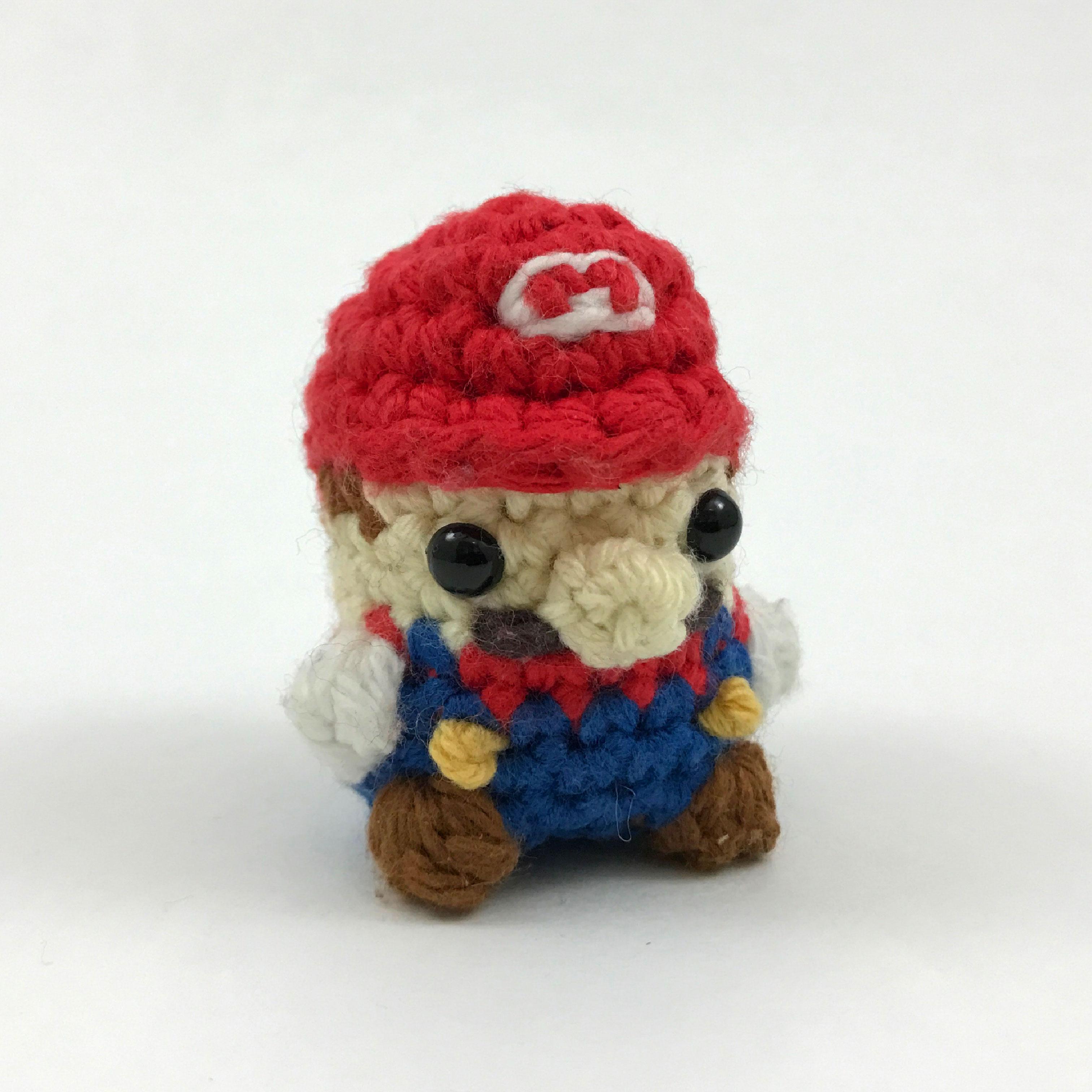 Super Mario Flower Amigurumi - Album on Imgur | 3024x3024