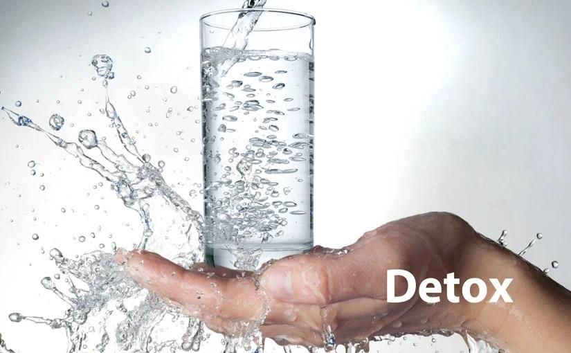 デトックスと水と油。揚げ物