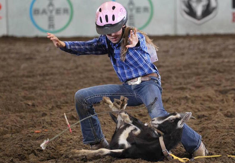 Cunningham Ready For The National Rodeo Stage Louisburg Sports Zone