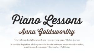 Piano Lessons, by Anna Goldsworthy