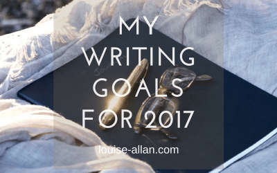 My Writing Goals In 2017