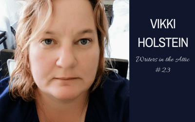 Vikki Holstein: On Writing Alternative Romance
