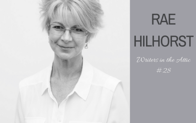Rae Hilhorst: Why I Write