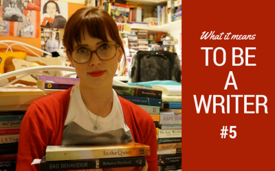 Emily Paull: Being a Writer in Your Twenties