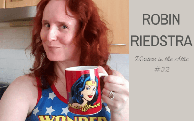 Robin Riedstra: Writing With Dyslexia