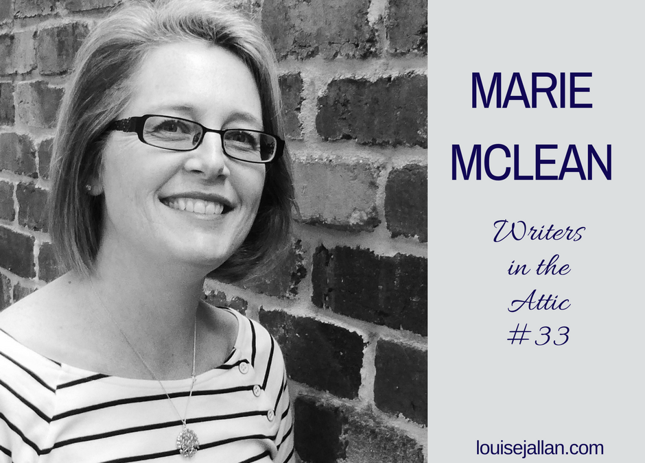 Marie McLean: What Writing Means to Me