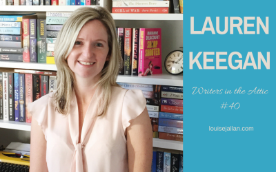 Lauren Keegan: The Anchor That is Writing