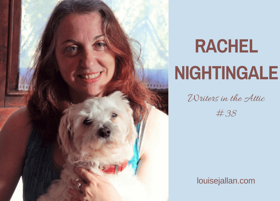 Rachel Nightingale: When Achieving Your Dream Makes You Sad