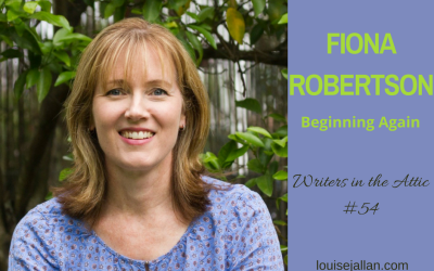 Fiona Robertson: Beginning Again