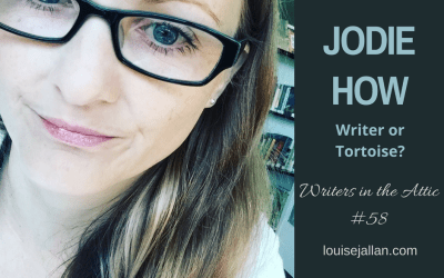 Jodie How: Writer or Tortoise