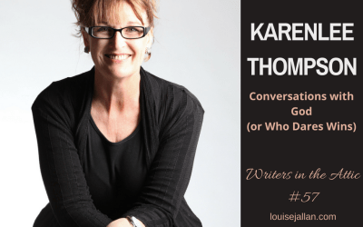 Karenlee Thompson: Conversations With God (or Who Dares Wins)