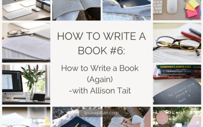 How to Write a Book Part #6: How to Write a Book (Again)