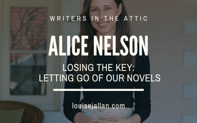 Alice Nelson—Losing the Key: Letting Go of Our Novels