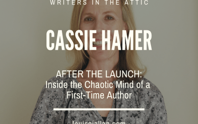 Cassie Hamer: After the Launch