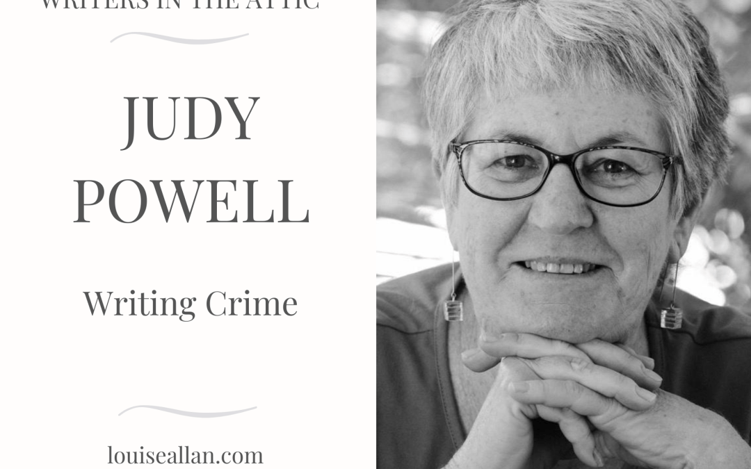 Judy Powell: Writing Crime
