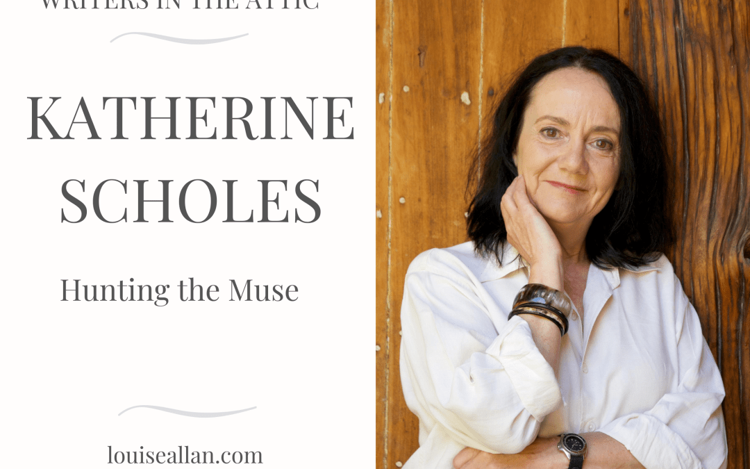 Katherine Scholes: Hunting the Muse