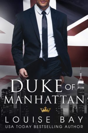 Duke of Manhattan Ebook cover