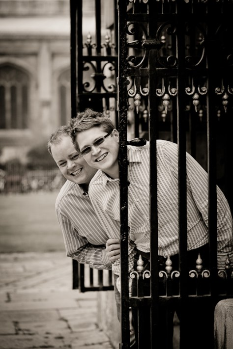 Gay Wedding Cotswolds