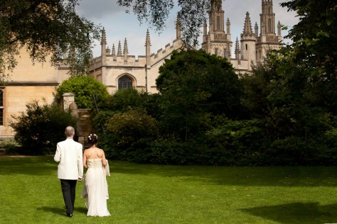 Exeter College Oxford Wedding 3