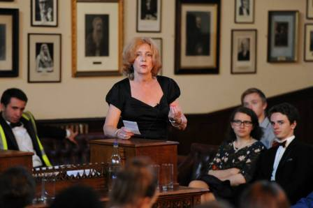 Speaking about my brand of feminism at the Cambridge Union
