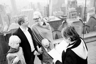 27 Oct. 2012 New York NY USA Tobias och Louise gifter sig i New York. Foto:Pontus Höök