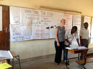 Leadership is about writing a story, Malawi
