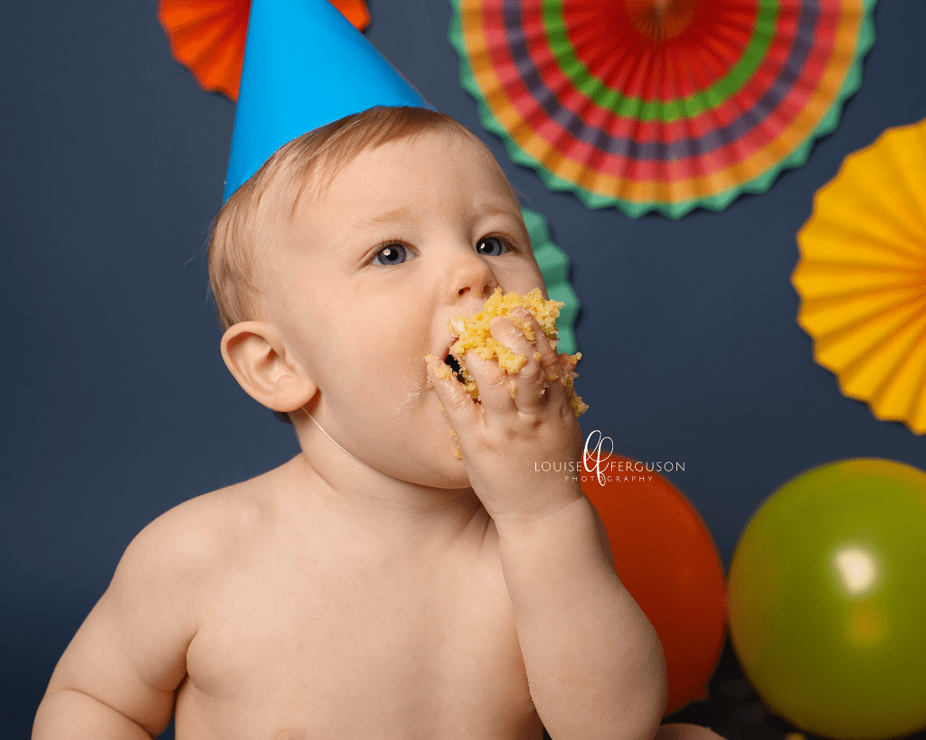 Birthday photoshoot by photographer in Sussex