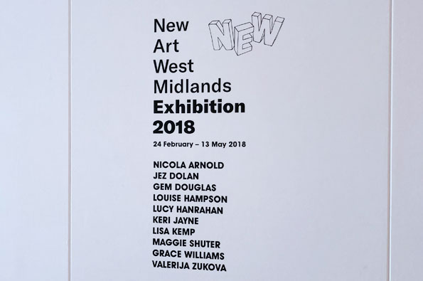 New Art West Midlands