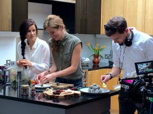 Louise Houghton Cooking Show Pilot