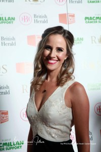 Louise Houghton British Herald Red Carpet