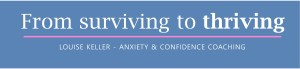 From Surviving To Thriving Logo