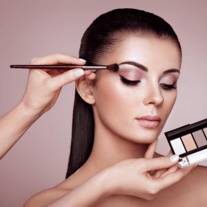 Services - Makeup application