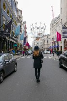 A festive week to remember – Shopping at Bond Street, Fortnum and Liberty