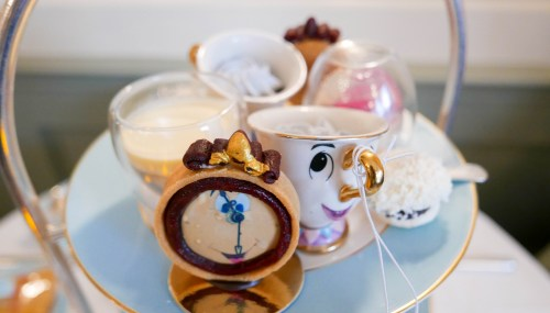 The Tale as old as Time! Beauty and the Beast Afternoon Tea at The Kensington
