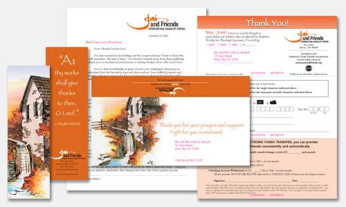 Freelance Graphic Design Sample Direct Response Design