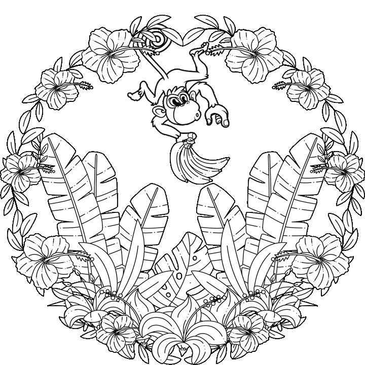 149 Fun Free Coloring Pages For Kids And Adults Louise Myers Visual Social Media