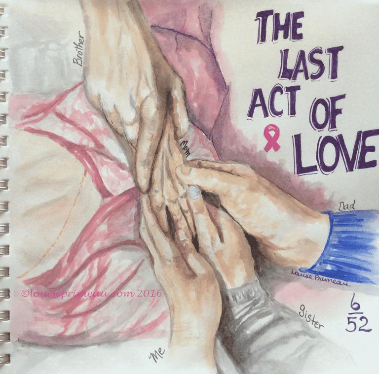 Gratitude Journal Last Act of Love