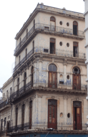 architecture of Old Havana