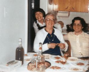 Nonna at Christmas
